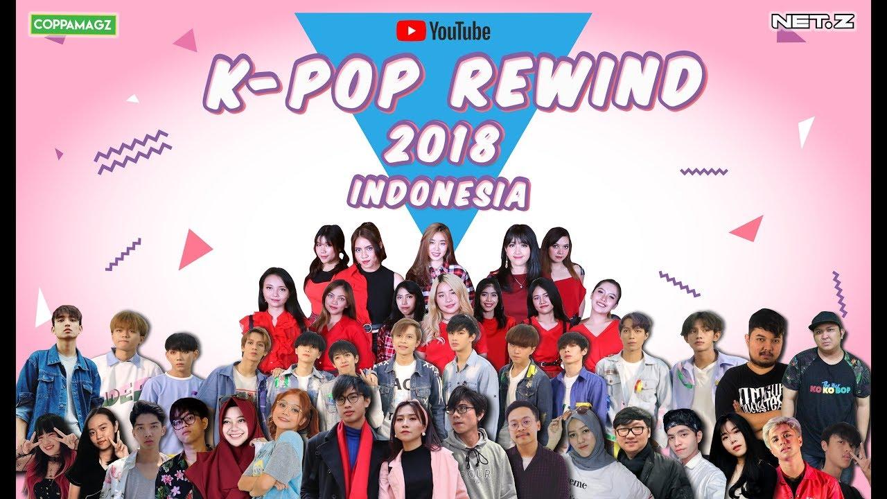 K Pop Youtube Rewind Indonesia 2018 Hit U With My Tempo Youtube