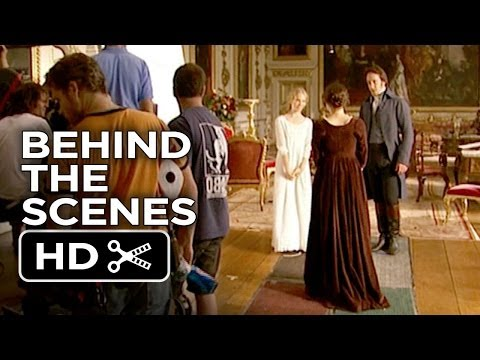 Pride & Prejudice BTS - Wilton House (2005) - Keira Knightley Movie HD