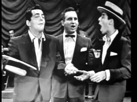 The Day Dean Martin and Jerry Lewis Teamed Up