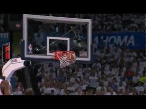 Stephen Jackson incredible 6 3 pointers vs OKC full highlights GM6 EFC NBA Playoffs 2012.06.06
