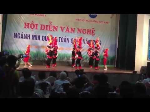 Múa Dân Tộc Dao -  Công Ty CP Mía Đường Sơn Dương in Tuyên Quang - Full HD 1080p