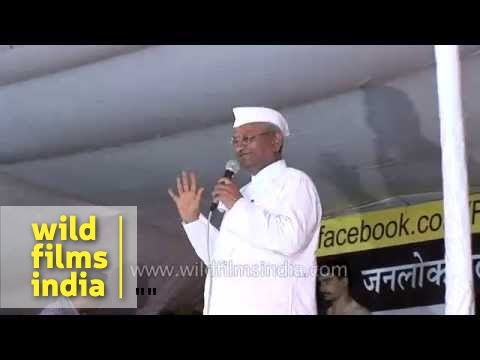 Neo-Gandhian or one-time-wonder? Anna Hazare