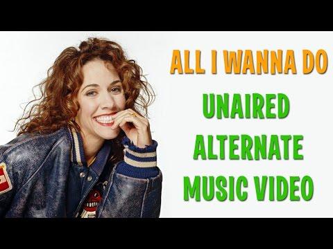 "Sheryl Crow - ""All I Wanna Do"" - Unaired alternate video (1994)"