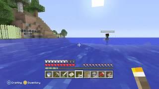 Minecraft Xbox360 Griefing Episode 10 (HOUSE BLOCKING)