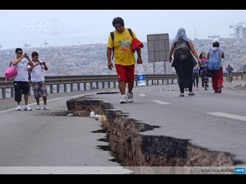 Chile 8.3 Earthquake 2015