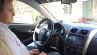 видео Иммобилайзер Pandect IS-670