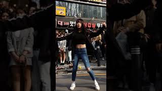 2018.3.17&걷고싶은거리&홍대&뜻밖에양꼬치앞&댄스팀&파운데이션&by큰별