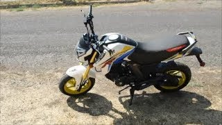 Lifan KP-Mini 150 / GROM Killer?