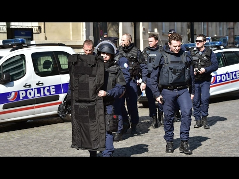 France: Letter bomb explosion injures staffer at International Monetary Fund's Paris office