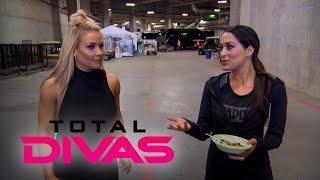 Total Divas | Brie Bella's WWE Retirement Sinks in for Nattie | E!