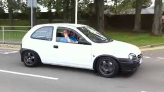 Corsa Turbo Driving from Trax 10