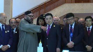 فيديو..بناء مدينة صناعية صينية بالمغرب تضم 200 شركة