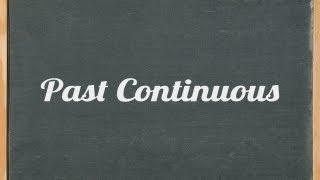 Download lagu Past Continuous Tense ( Past Progressive) - English grammar tutorial video lesson