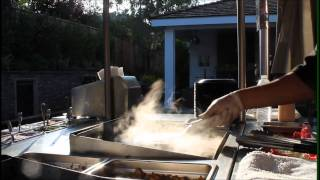 Soho Taco Gourmet Taco Cart Catering @ Newport Beach