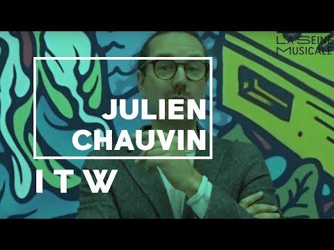 Interview Julien Chauvin - Concert de La Loge - La Seine Musicale