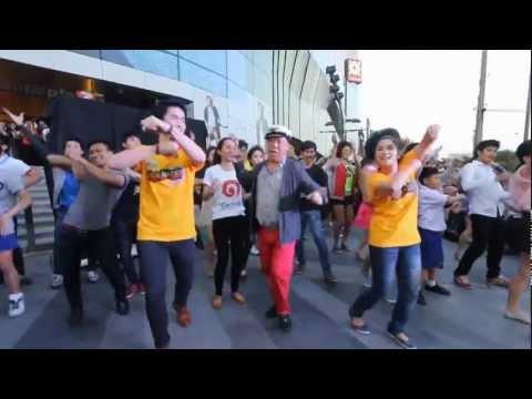 ทอร์นาโด Flashmob ถล่มเมือง By Dream World