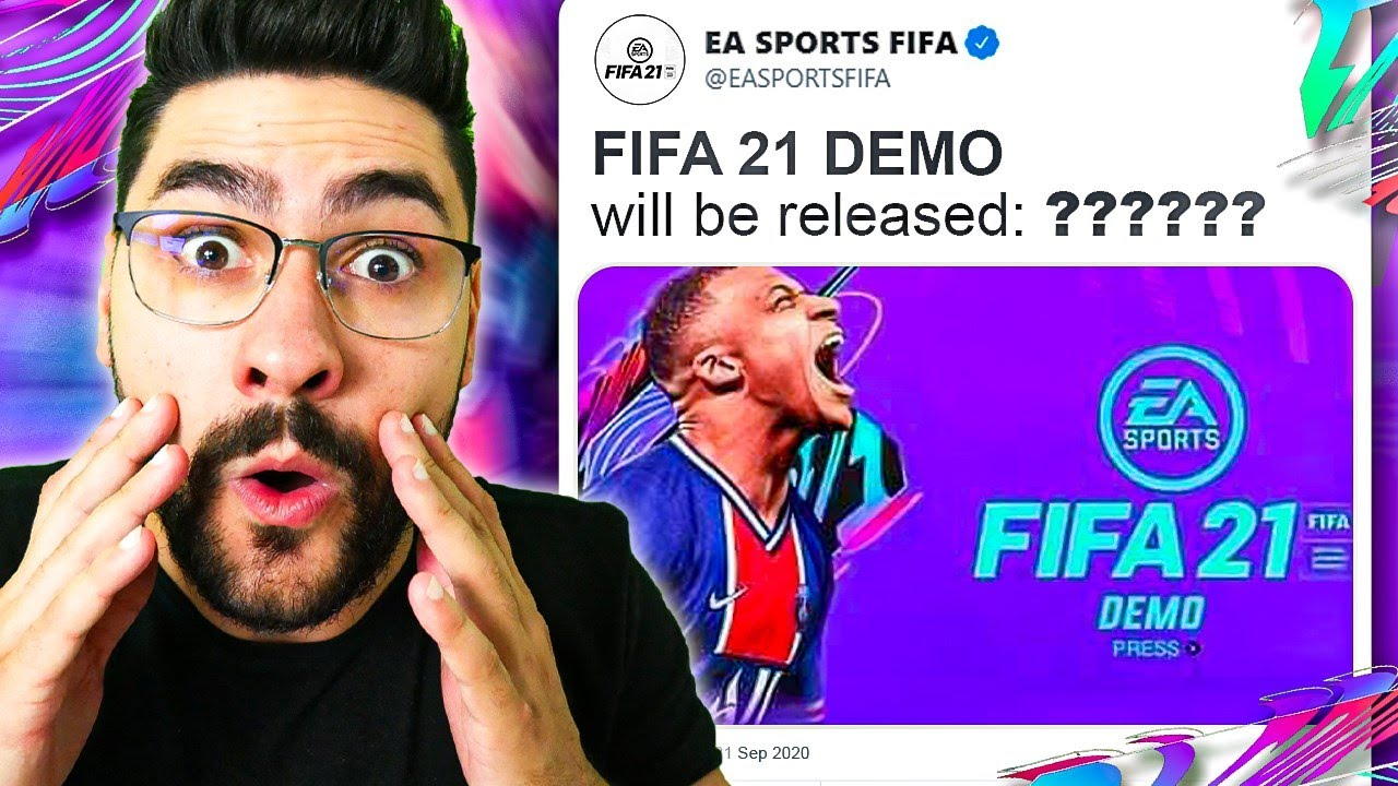 FIFA 21 DEMO OFFICIAL RELEASE DATE & HOUR CONFIRMED BY EA SPORTS!!! THE AVAILABLE TEAMS & GA