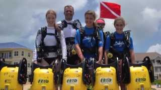 Grand Cayman Kids Sea Camp with Divetech