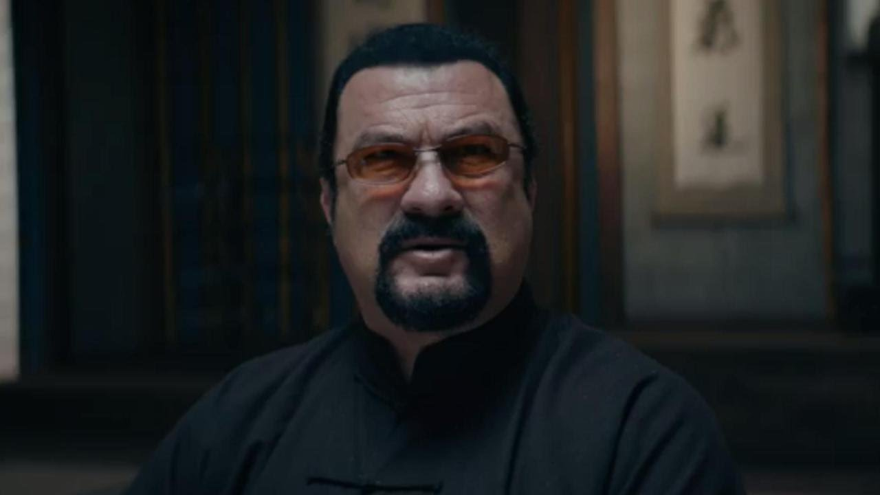 official steven seagal...