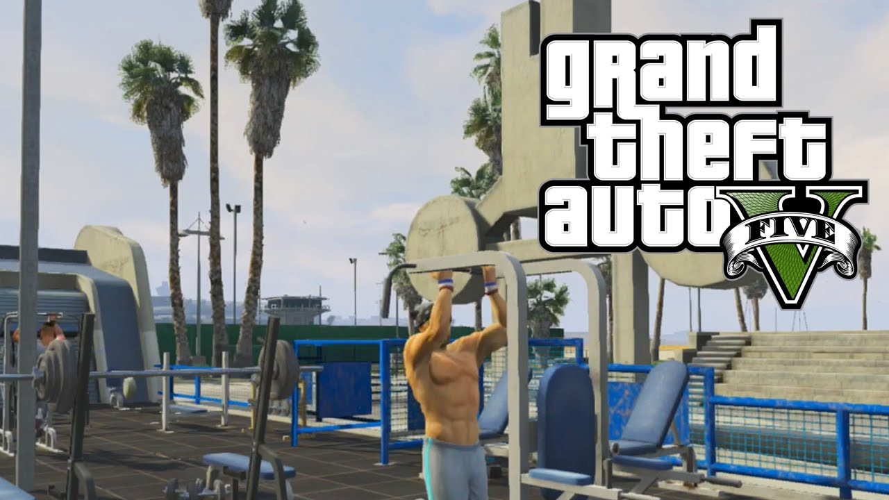 How To Get More Strength In Gta 5 Online