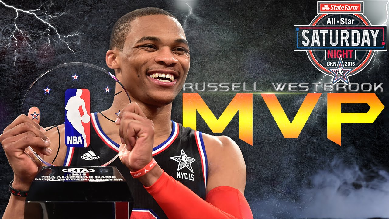 All-Star 2015 - Russell Westbrook MVP Highlights Mix HD ...