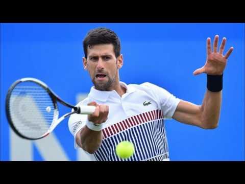 Novak Djokovic vs Gael Monfils ATP Aegon International Eastbourne tennis Review