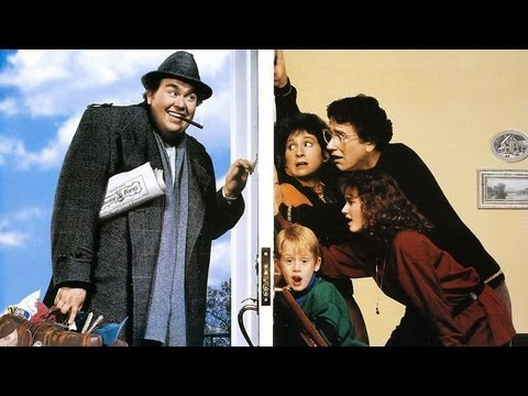 UNCLE BUCK ( 1989 John Candy ) Comedy Movie Review