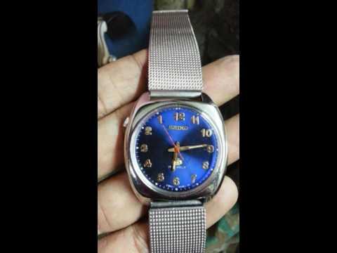 Seiko 6119 anti clock wise