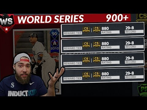 1 WIN = WORLD SERIES TEAM UPDATE + BATTLE ROYALE DRAFT   MLB THE SHOW 18 DIAMOND DYNASTY