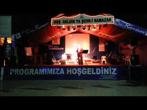 Yakma Ya Rabbi - Mehmet Arıcı 2013 Ramazan Konseri Isparta