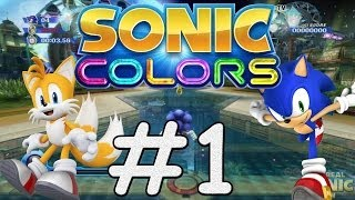 Sonic Colors - #1 - Tropical Resort