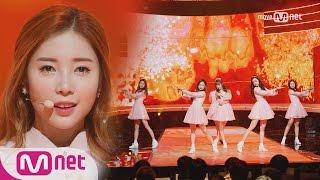 - kpop chart show m countdown | ep.508 april story ▶watch more video clips: http://bit.ly/mcountdown-kpop2017 [kor ver.] 봄의 나라 인형들? 요정들? 극강예쁨...