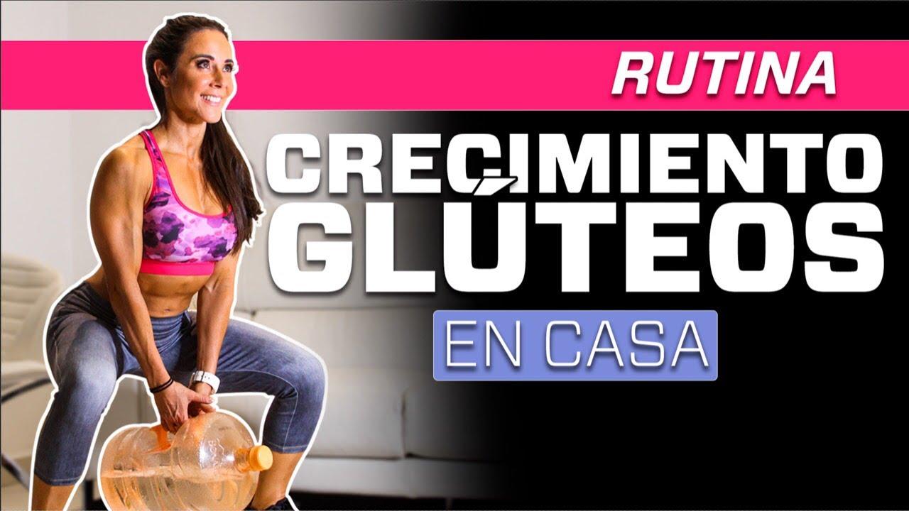 ejercicios de aumento de gluteos en casa
