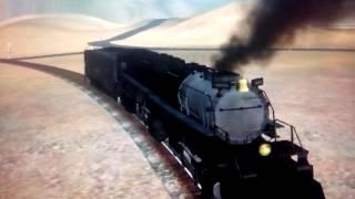 Trainz 2009 crash master 15 Thomas day off