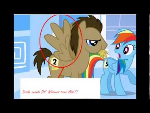 Errores Y Misterios De My Little Pony Parte 1 Youtube