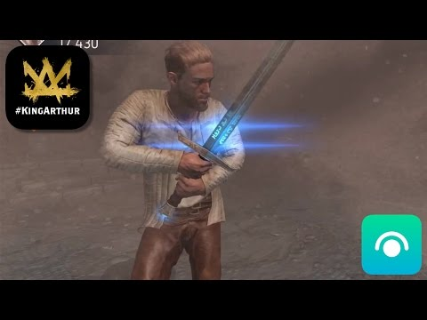 King Arthur: Legend of the Sword - Gameplay Walkthrough - All Battles (iOS, Android)