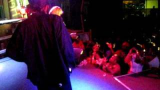 Lady Saw & Spragga Benz perform Back Shot Live at Jumbies, St Thomas US Virgin Islands