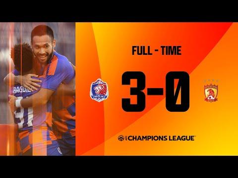 #ACL2021 - Full Match - Group J | Port FC (THA) vs Guangzhou