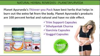 Herbs To Lose Weight Fast | Herbal Weight Loss
