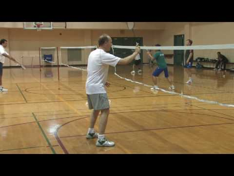 Advanced Badminton Techniques : How to Hit a Block Shot in Badminton