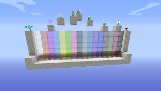 [Minecraft] - Verze 1.7.2 - CZ - Barevné sklo, rybaření a květiny! - Přehled VŠECH novinek, Part - 2