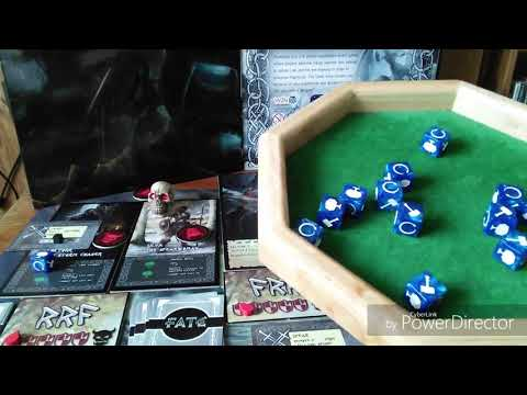 Spiele Charm City Games Runecast Board Game
