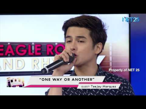 TEEJAY MARQUEZ - ONE WAY OR ANOTHER (NET25 LETTERS AND MUSIC)