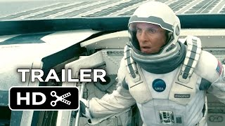 interstellar official trailer 2 2014 matthew mcconaughey christopher nolan sci fi movie hd