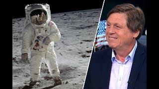 """WELT INTERVIEW: """"Wir werden Ende 2024 wieder auf dem Mond landen."""""""