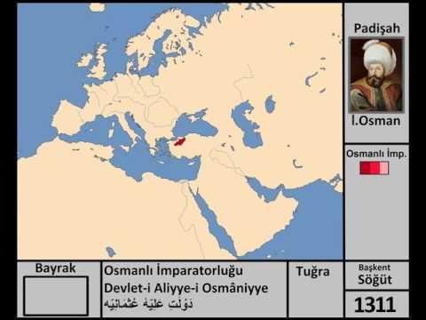 Osmanlı devleti,Empire of Ottomans,Османская Империя