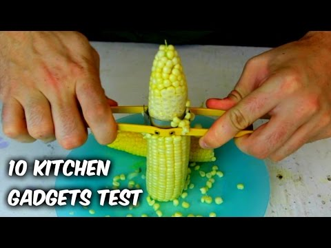 Thumbnail: 10 Kitchen Gadgets Test
