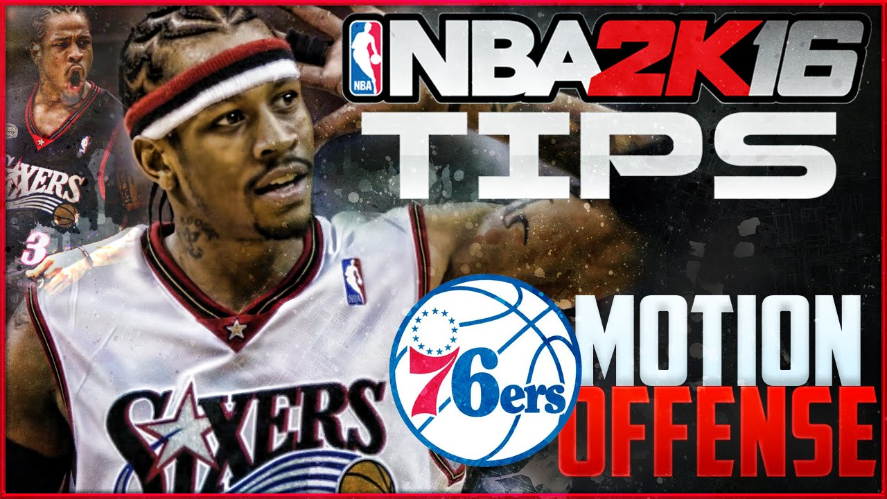 NBA 2K16 Tips and Tricks  Unstoppable Offense With Sixers Motion ... 9b02e79d8