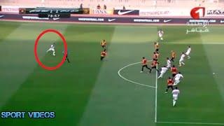 """أهداف المباراة """"المثيرة"""" بين الترجي الرياضي و النجم الساحلي 2-2"""