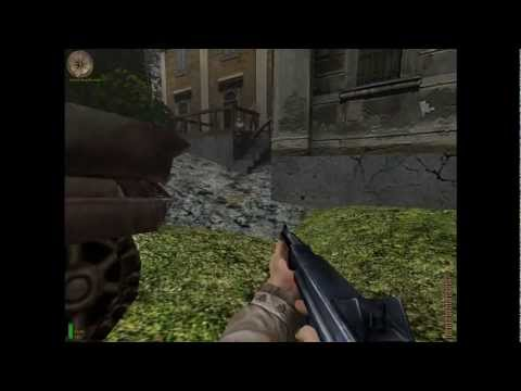 Medal of Honor Allied Assault HD Gameplay Walkthrough Mission 5 - Day of the Tiger